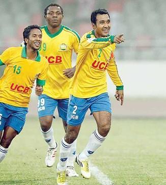 Dhanmondi Club IFA Shield