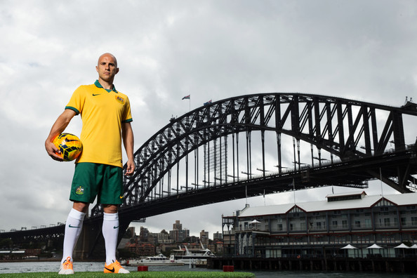 socceroos world cup 2014