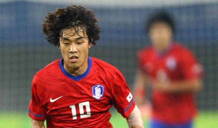 Park Chuyong key player for Korea against Algeria