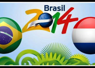 Brazil vs Netherlands world cup