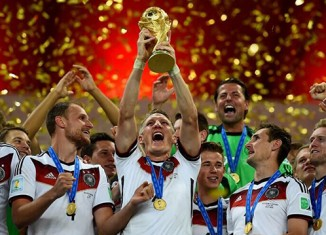 Germany world cup winner