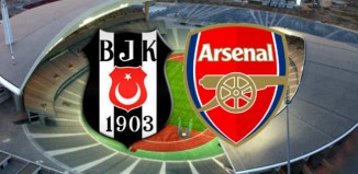 Besiktas vs Arsenal live stream