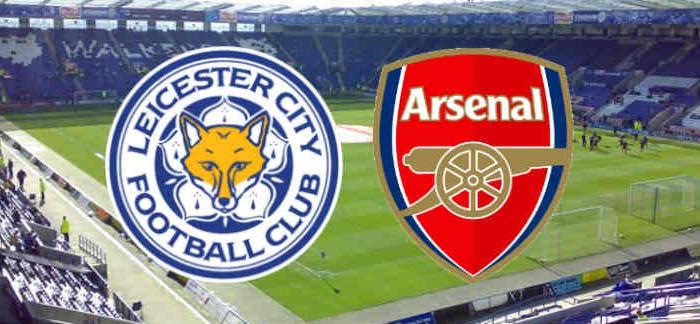 Leicester City vs Arsenal live stream free