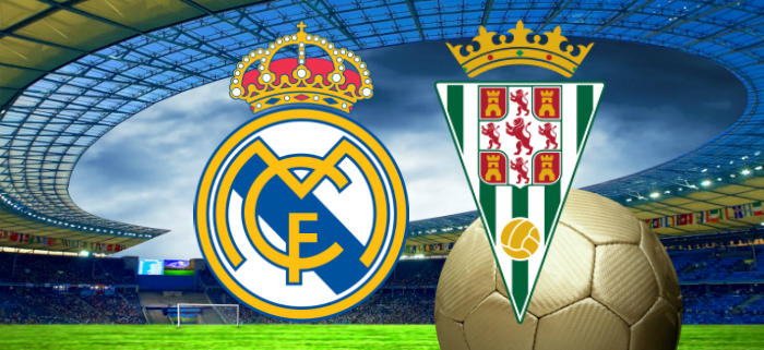 Real Madrid vs Cordoba live stream free