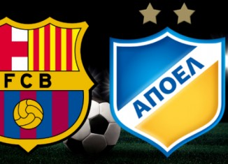 Barcelona vs APOEL live stream free