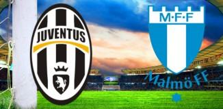 Juventus vs Malmo live stream free