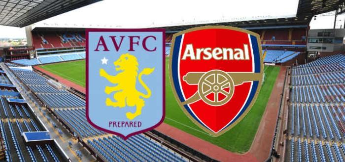 Aston Villa vs Arsenal live stream