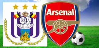 Arsenal vs Anderlecht Live Stream free