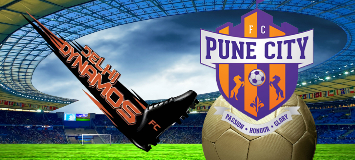 Delhi Dynamos vs Pune City live stream