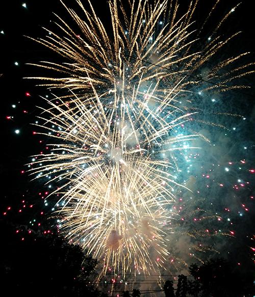 ISL celebrations