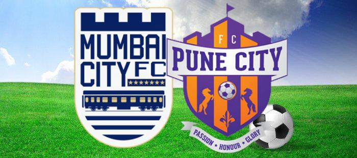 Mumbai City vs Pune City Live Stream