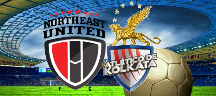 North East United vs Atletico de Kolkata