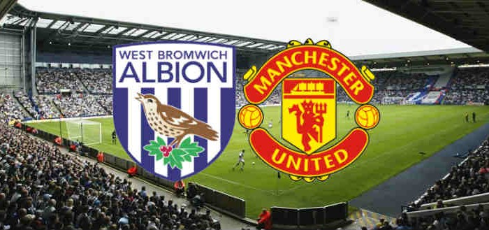 West Brom vs ManU live stream free
