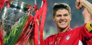 Steven Gerrard leaving Liverpool