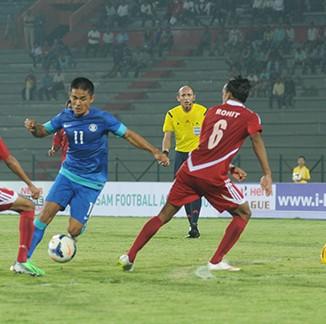Sunil Chhetri indian football