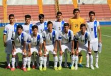 India U16 vs Elche CF friendly match