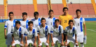 India U16 vs Elche CF friendly match
