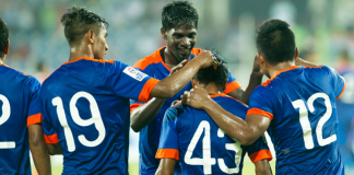 India vs Laos AFC Asian Cup Qualifiers 2019