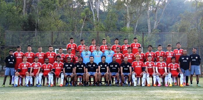 Shillong Lajong Squad Season 2015-16