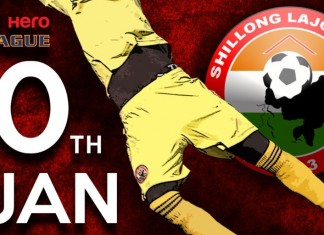 Shillong Lajong FC kick off their I-League 205-16 campaign on 10th January
