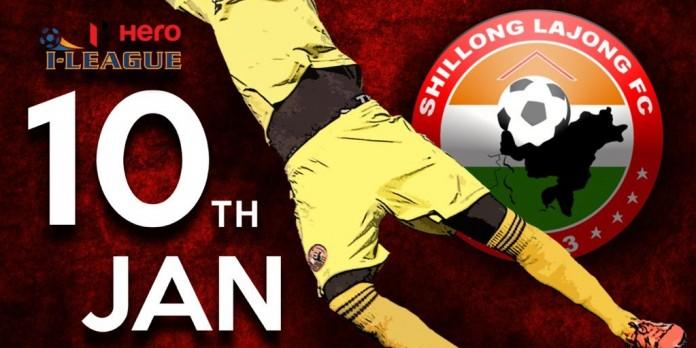Shillong Lajong FC kick off their I-League 205-16 campaign on 10th January