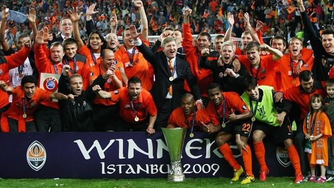 Shakhtar Donetsk UEFA Europa League