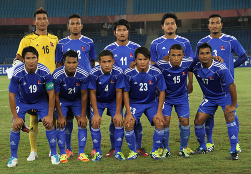Nepal Football