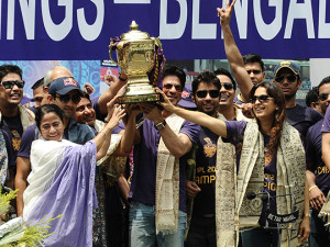 SRK Indian Super League football