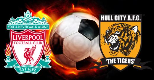 Liverpool vs Hull City live stream