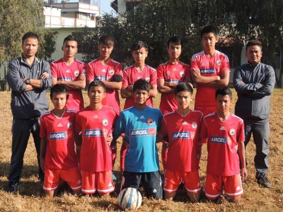 Shillong Lajong U16 Bayern Youth Cup