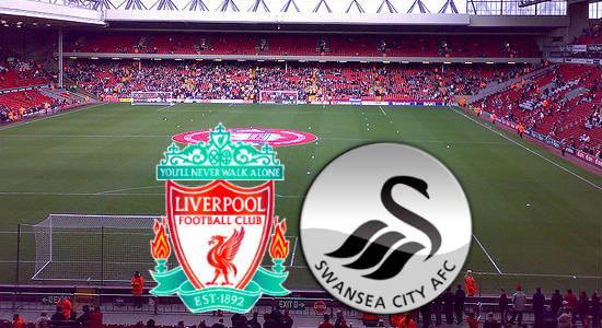 Liverpool vs Swansea City live stream free