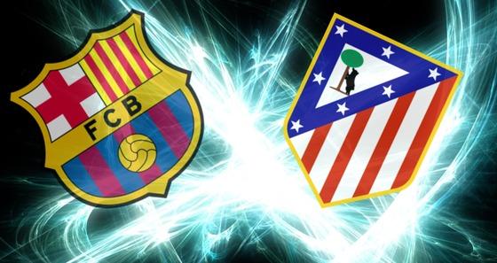 Barcelona vs Atletico Madrid live stream free