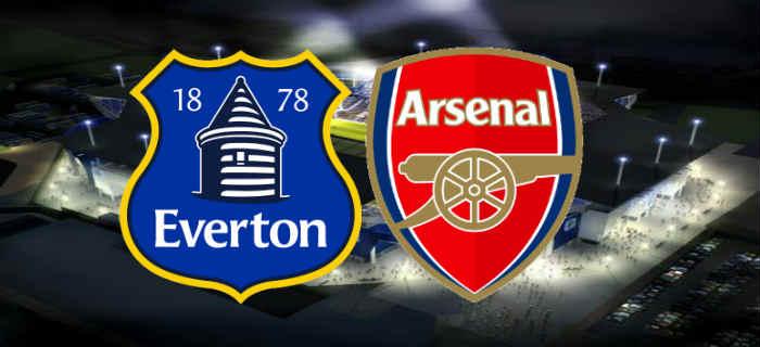 Everton vs Arsenal live stream