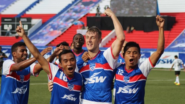 Beikhokhei Beingaichho John Johnson Thoi Singh Bengaluru FC