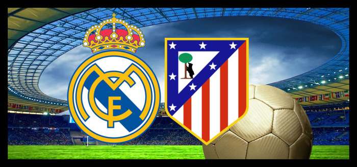 Atletico Madrid vs Real Madrid live stream free
