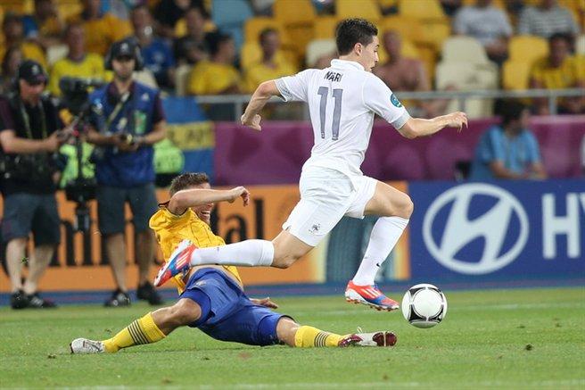 Samir Nasri world Cup