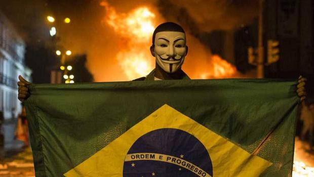 guy fawkes brazil