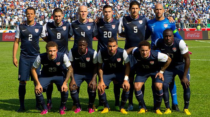 USA football world cup