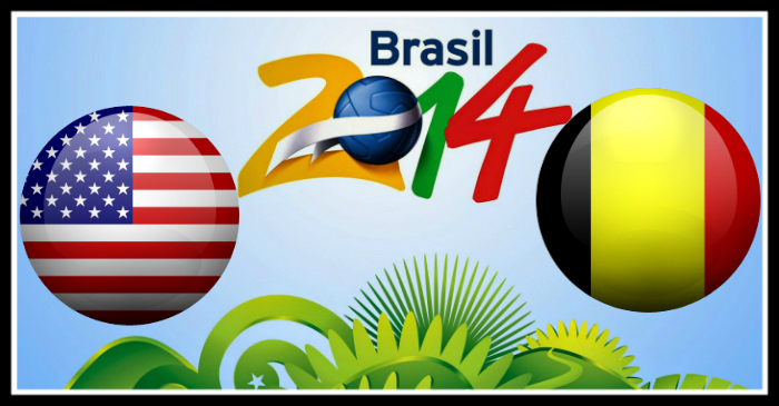 Germany vs Algeria world cup