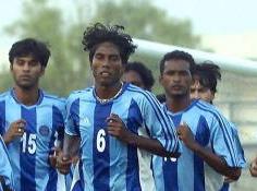 venkatesh indian football