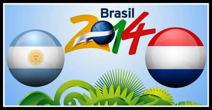 Argentina vs Netherlands world cup semi final