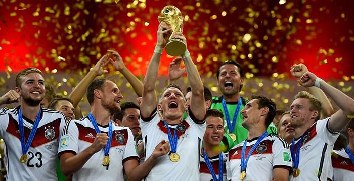 Germany world cup winner