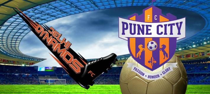 Delhi Dynamos vs Pune City live stream