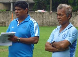 United SC Coach Binu George
