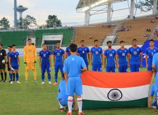 AFC Asia Cup 2019 Qualifiers India vs Laos 7th June Live on DD Sports