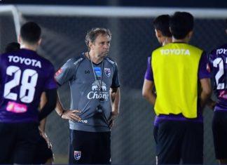 Thailand Football Team